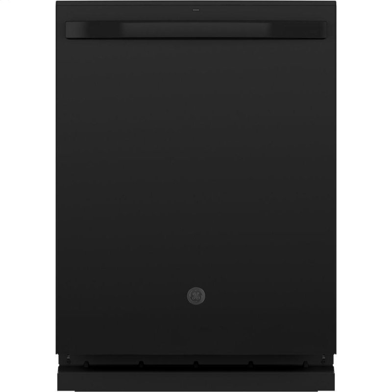 Top Control with Stainless Steel Interior Dishwasher with Sanitize Cycle & Dry Boost with Fan Assist