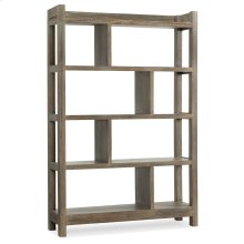 Home Office Urban Farmhouse Bunching Bookcase