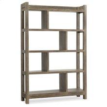 Home Office Urban Farmhouse Bunching Bookcase