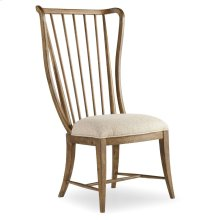 Dining Room Sanctuary Tall Spindle Side Chair