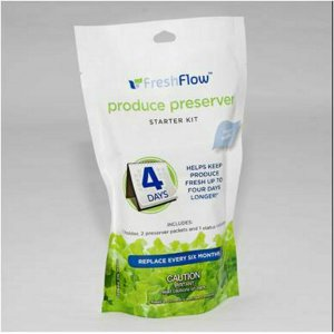 FreshFlow Produce Preserver Starter Kit - Other -