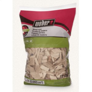WeberApple Wood Chips