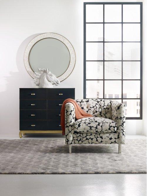 Bedroom The Poet Eight-Drawer Dresser