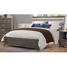 Modesto Queen Upholstered Bed