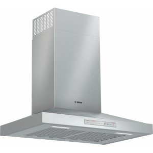Bosch500 Series Wall Hood 30'' Stainless Steel HCP50652UC