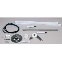 Dryer Preventive Maintenance Kit - 2002 to Present Models Kit includes:  rear drum bearing kit 5303281153, the upper felt seal 5303937182, the lower felt 5303937183, the belt 134503600 and instruction sheet 5304457725