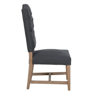 Ava Side Chair Granite