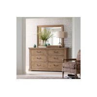 Monteverdi by Rachael Ray Landscape Mirror Product Image