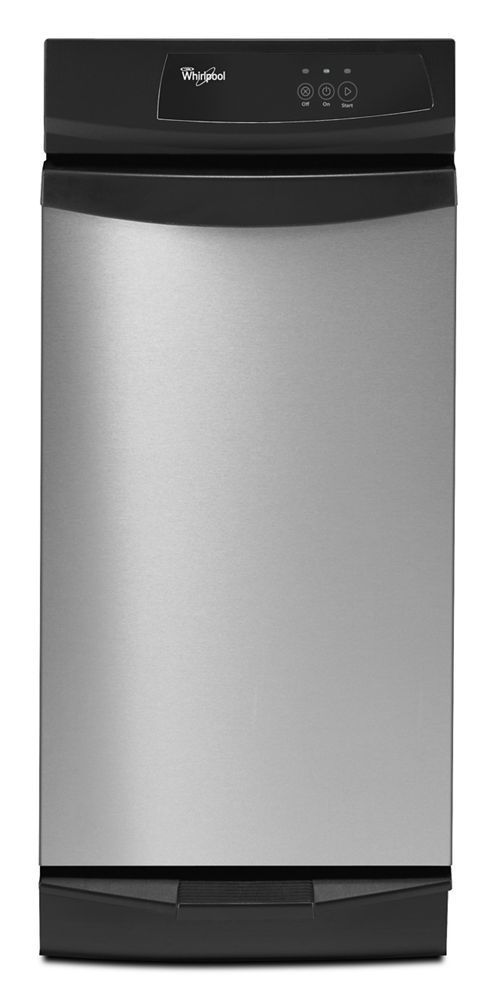 WhirlpoolGold® 15-Inch Undercounter Trash Compactor With Clean Touch Console
