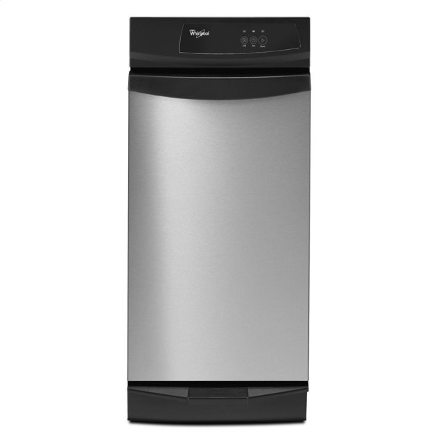 Whirlpool Gold® 15-inch Undercounter Trash Compactor with Clean Touch Console