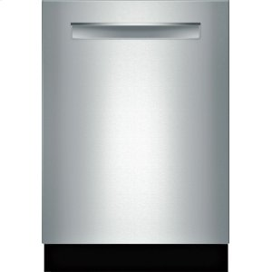 Bosch500 Series Dishwasher 24'' Stainless steel, XXL SHPM65Z55N
