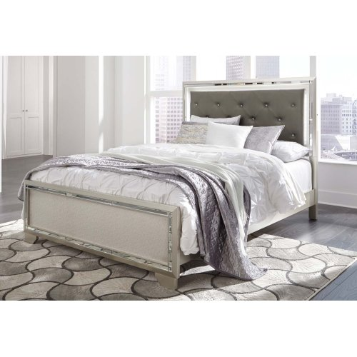Queen UPH Panel Headboard