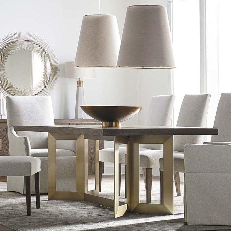 Modern 108 Astor Dining Table