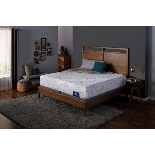 Perfect Sleeper - Foam - Berwick - Tight Top - Plush - Queen