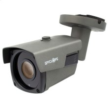 Bullet Camera Auto Focus 5X Zoom POE IP 5MP - Gray