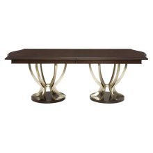 Miramont Dining Table in Dark Sable (360)