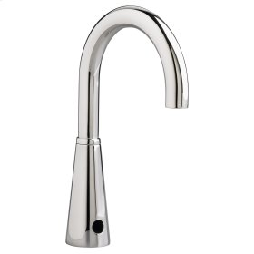 Selectronic Gooseneck Proximity Faucet - Base Model  American Standard - Polished Chrome