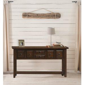 Hillsdale FurnitureTuscan Retreat(r) 6 Drawer Hall Table