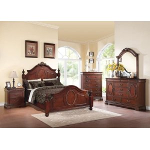 ESTRELLA EASTERN KING BED