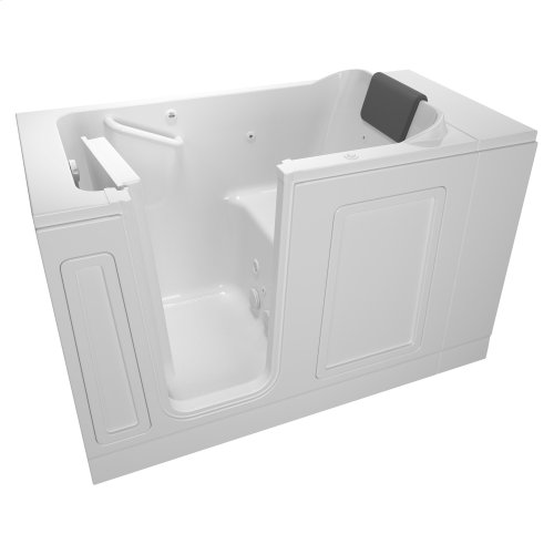 Luxury Series 30x51-inch Walk-In Tub with Whirlpool System  American Standard - White
