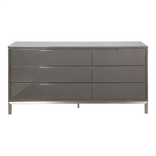 Naples Dresser Grey