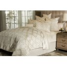 10pc Queen Comforter Set Pearl Product Image
