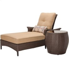 Gramercy 2-Piece Chaise Lounge Set