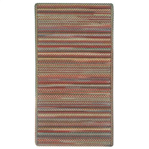 Americana Mocha Braided Rugs (Custom)