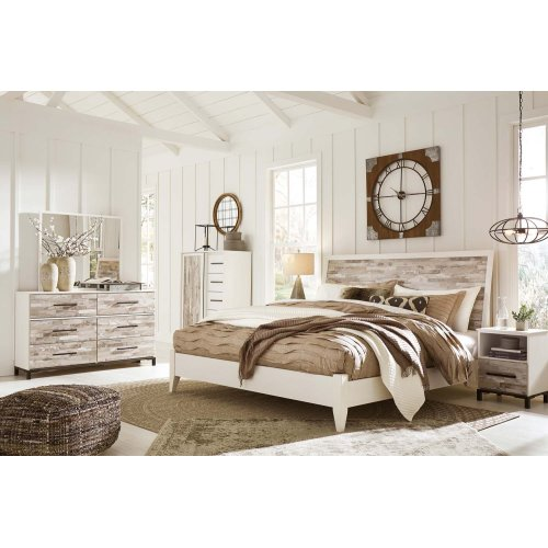 Evanni - Multi 2 Piece Bedroom Set