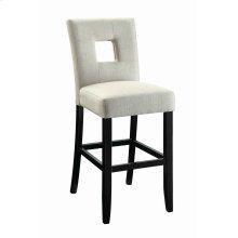 Modern Beige Counter-height Chair