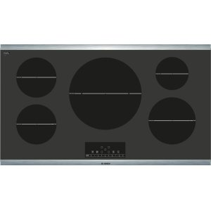 BoschSerie  6 800 Series - Black With Stainless Steel Frame Nit8666suc Nit8666suc