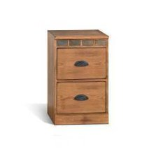 Sedona 2 Drawers File Cabinet