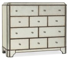 Bedroom Arabella Ten-Drawer Bureau