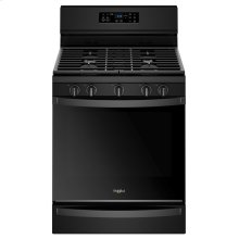 5.8 cu. ft. Freestanding Gas Range with Frozen Bake Technology