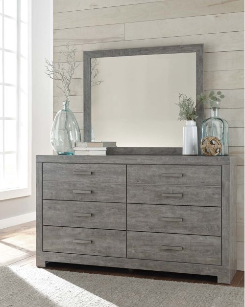 Culverbach - Gray 2 Piece Bedroom Set