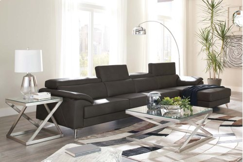 Tindell - Gray 3 Piece Sectional