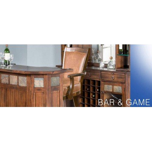 Santa Fe Back Bar & Server