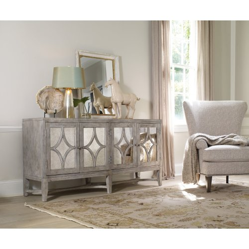 Living Room Diamante Console