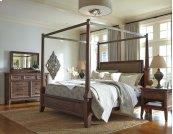 Mardinny - Medium Brown 5 Piece Bedroom Set