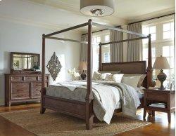 Mardinny - Medium Brown 6 Piece Bedroom Set