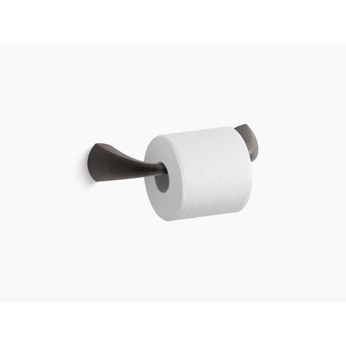 Oil-rubbed Bronze Pivoting Toilet Tissue Holder