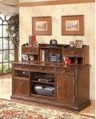 Hamlyn - Medium Brown 2 Piece Home Office Set Product Image