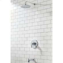 Studio S Tub and Shower Trim Kit  American Standard - Polished Chrome