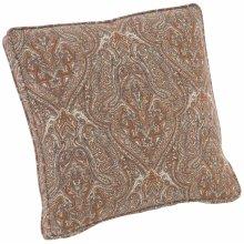 "Custom Decorative Pillows Box Border (20"" x 20"")"