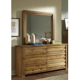 Mirror - Driftwood Finish