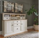Sarvanny - Two-tone 2 Piece Home Office Set Product Image