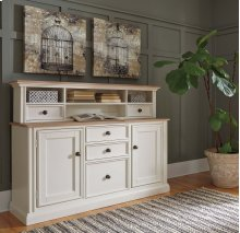Sarvanny - Two-tone 2 Piece Home Office Set