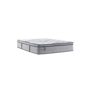 SealyPalatial Crest - Heraldry - Plush - Pillow Top - Cal King
