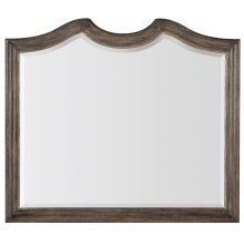 Bedroom Woodlands Mirror