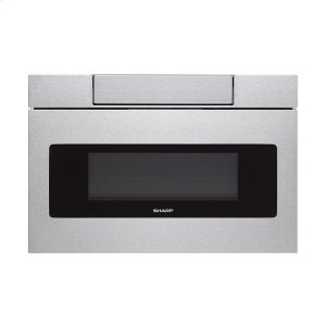 Sharp Appliances24 in. 1.2 cu. ft. 950W Sharp Stainless Steel Microwave Drawer